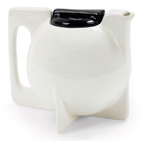 Modernist Teapot - Attributed to Cowan