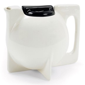 Modernist Bauhaus Teapot - Cowan Attribution