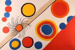 Alexander Calder's Spider's Nest - Click to view Larger